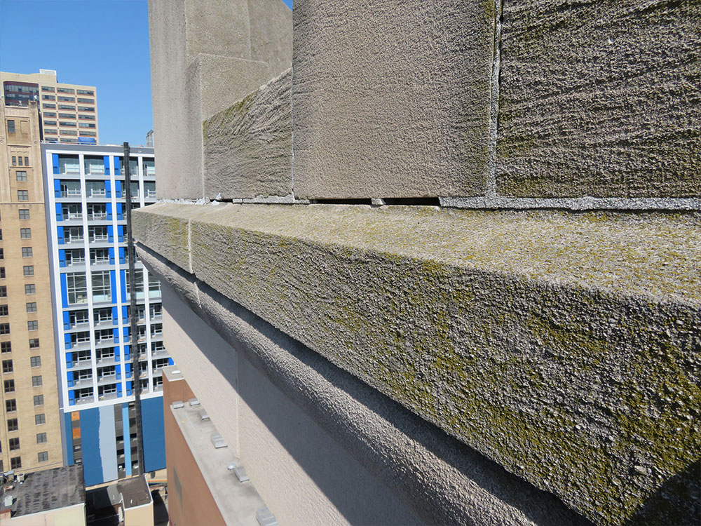 Missing Mortar Joints