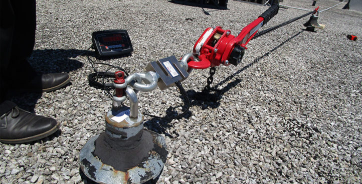 ROOFTOP ANCHOR SYSTEMS